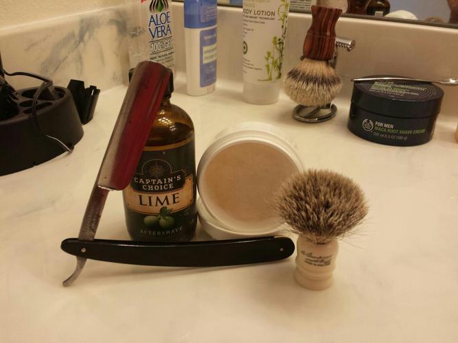 Straight Shaving Reborn