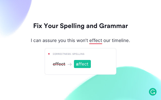 Grammarly…stat