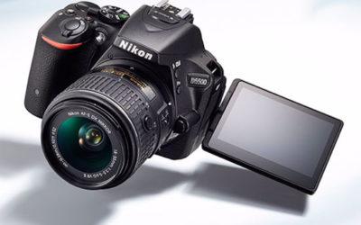 Nikon D5500 / Astrophotography