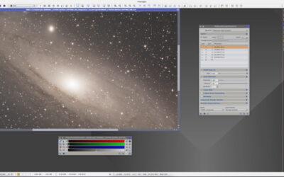 Processing the Stars | M31